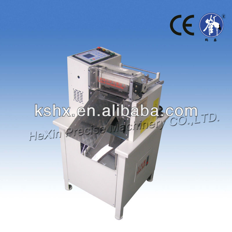 Band saw Cutting Machine for hook and loop fastener