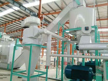 Animal Pellet Production Line / Fish Feed Pellet Production Line