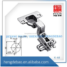 Furniture Fittings Kitchen Cabinet Hinge