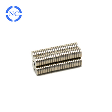 Excellent magnetic small round rare earth free energy neodymium motor magnet