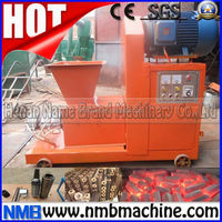 China CE briquette making machine with diesel engine