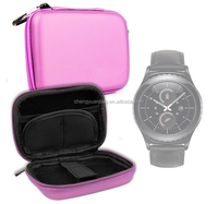 Mini Travel Protective Case for Smart Watch Storage Box for Earphones Memory Cards USB Cable U disk