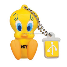 OEM plastic special cartoon anime usb flash drive