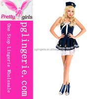 Wholesale cheap woman sailor suit,female sailor costumes for parties
