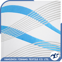 China products anitbacterial warp knitted mattress fabric