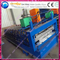 new design corrugated sheet metal roof making machine