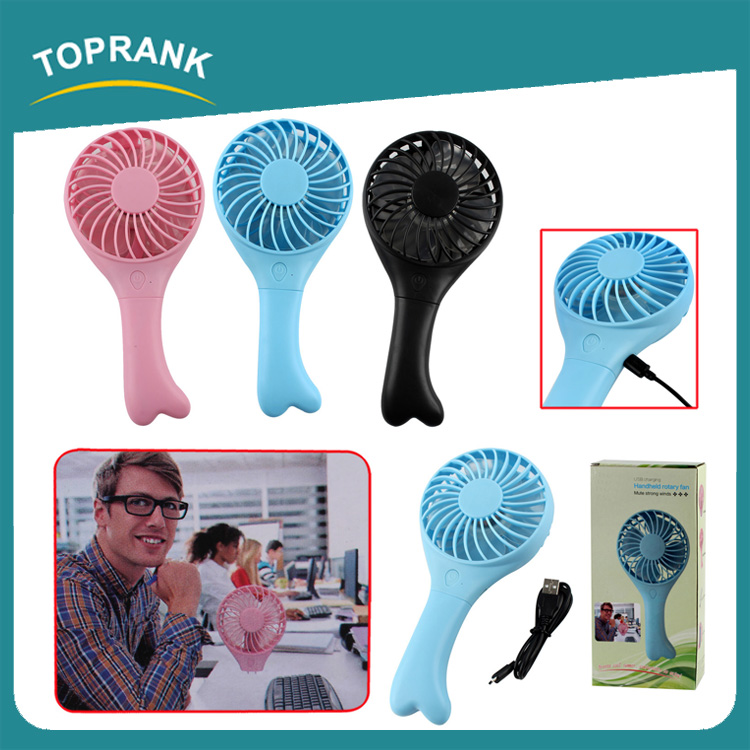 Multi-Functional Mini Portable Handheld Rotary Fan Goldfish Electrical Table Folding USB Rechargeable Mini Hand Fan
