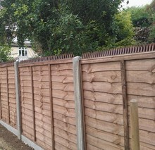 Plastic Animal Security Fencing Spikes