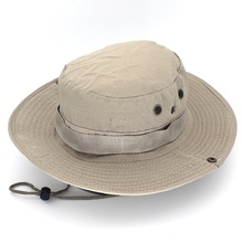 Alibaba wholesale Anti UV plain pure color fishing hat cap fisherman bucket hat