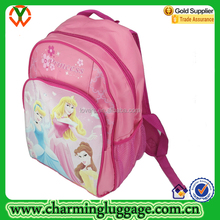 Beautiful Pink Anime School Bags and Backpacks for Girls
