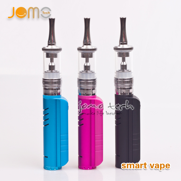 2014 smart bluetooth e-cigarette/bluetooth vape high quality bluetooth mod SMARTVAPE JOMO