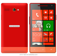 Dual Core OEM Mobile Phone H3039 Factory Price MTK6572 1.3GHz 4 inch Gorilla Glass 512MB ROM 256MB RAM Android Phone