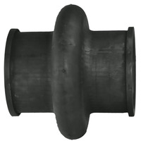 flexible expansion water widely used bellow flange rubber joint