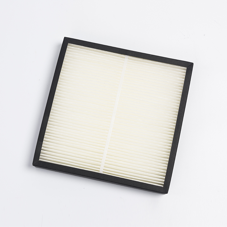 China Supplier High-efficiency Disposable HEPA Filter