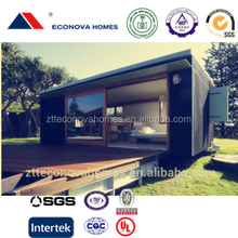 new style tiny Econova affordable and quick assembled prefabricated house for Australia Standard with solar energy affordable
