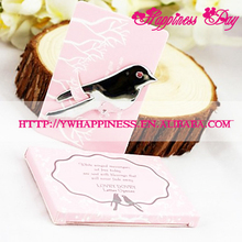 Love Bird Envelope Letter Opener Wedding Souvenir Party Favors