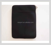 Custom Neoprene pad Sleeve OEM Neoprene sleeve for Pad Printed neoprene pad case