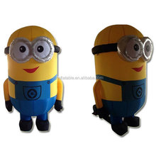 Most popular large inflatable minion for advertising promotion