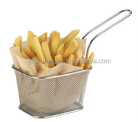 French frying basket with high quality
