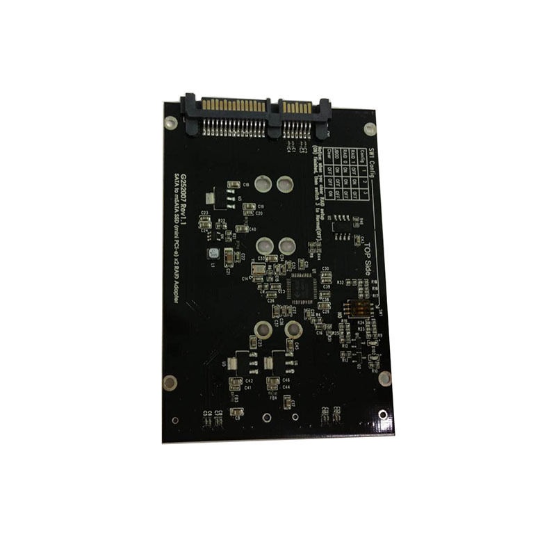 "Wholesales 2.5"" SATA To mSATA Mini PCI-e Card For Drive"