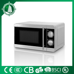20L high quality home portable microwave oven yellow microwave oven
