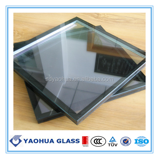 High quality china manufacturer frameless 6 12a 6 double for Double glazing manufacturers
