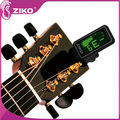 mini three colors display screen guitar tuner