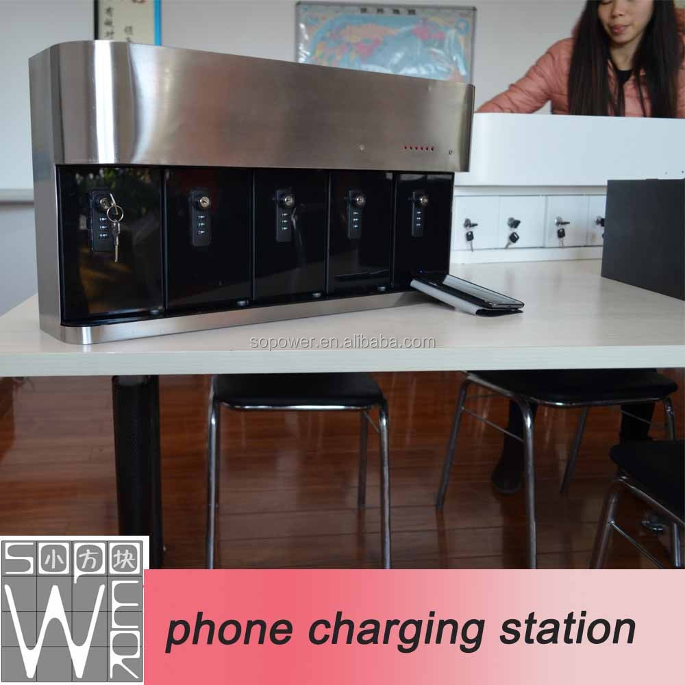 2015 new arrival phone charging locker battery charger 24v 10a