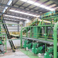 On sale large output complete automatic bio waste bark fuel sell wood pellet machine production line
