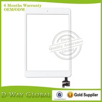 2015 Hot sale New arrived tablet parts touch screen Low Price Brand New Display Touch for ipad mini