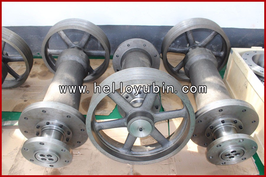Customized Wheel And Axle For Sale