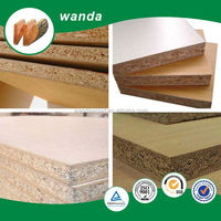 Good quality 15mm E1 grade laminated particle board price