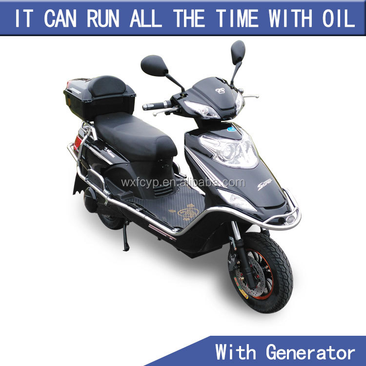 mini high power electric cooler scooter with gasoline