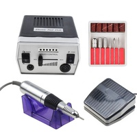 new arrived nail tools of 30000RPM nail art machine electric nail drill electricnail drill files