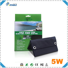 hottest selling 5w solar charger for mobile phone case