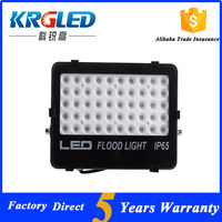 free sample CE ROHS IP65 outdoor 6000 lumens 50w cree chip led floodlight