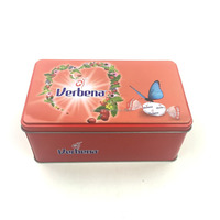 190x110x80mm Direct factory sale gift printed tin box