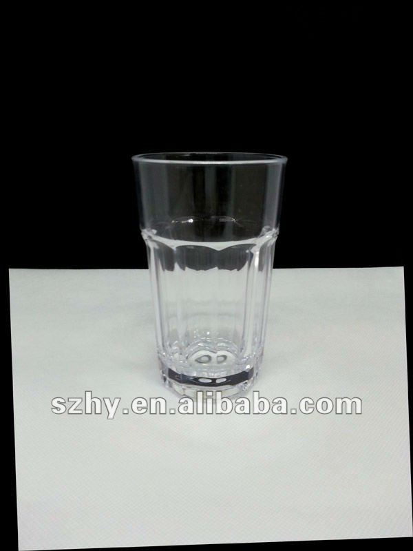 300ml Plastic Whisky Glass