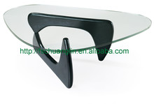 SD-5002 MDF base and ark wood base furniture Modern Coffee Table