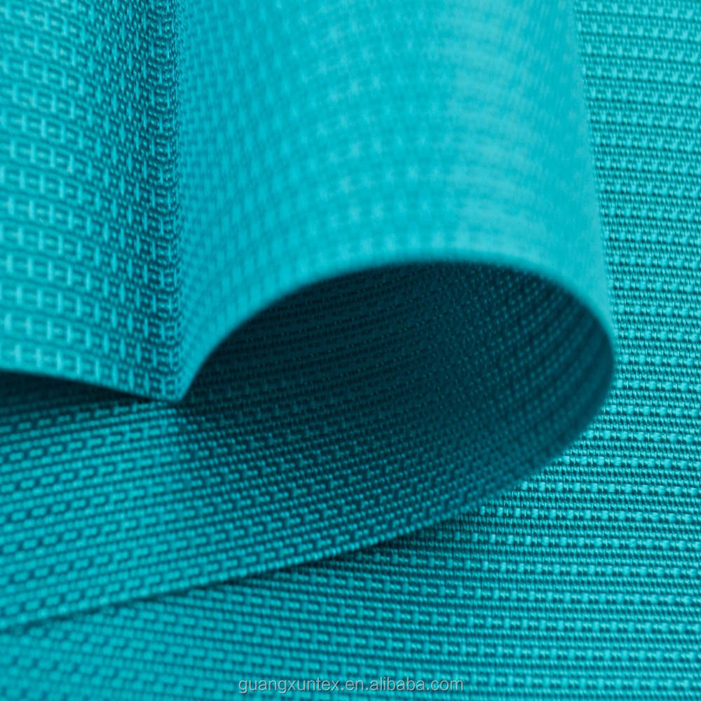 pu coated jacquard 100% polyester oxford fabric for tent