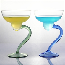 New style personalized drinking cocktail glass /fancy martini glassware