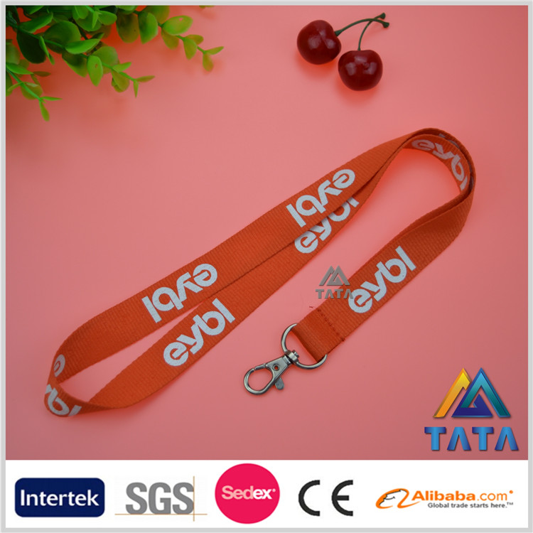 2016 New design woven lanyard custom wholesale online