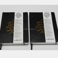 Amazon Wholesale Customize Planner Leather Cover