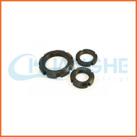 China supplier slotted nut dimensions