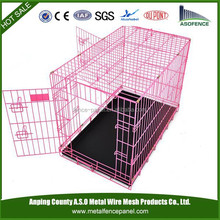 Cheap breeding welded wire mesh dog cage