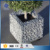 Factory supplier galvanized welded gabion box /basket/wall prices