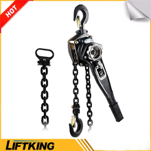 LIFTKING manual lever block good quality vital type lever chain block/construction hoist