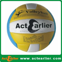 High Quality Official Size Weight Cheap PVC PU Microfiber Custom Training Volleyball Ball