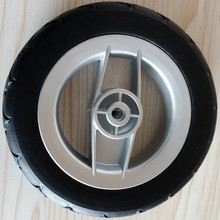 Polyester Material and Baby Stroller Type Solid Tire