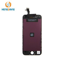 LCD Display Touch <strong>Screen</strong> <strong>Digitizer</strong> Full Assembly Replacement for iPhone 6 Front Camera+Ear Speaker+Home Button+Tool Kit